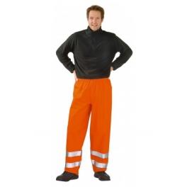 Spodnie ostrzegawcze przeciwdeszczowe PLANAM